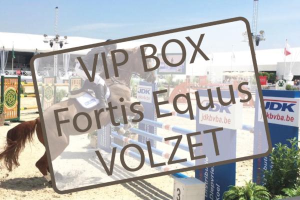VIP box Fortis Equus Volzet